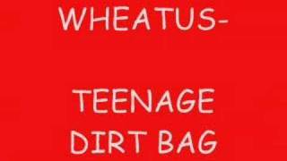WHEATUS - TEENAGE DIRT BAG