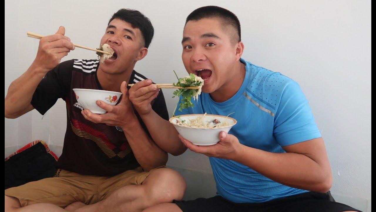 Bữa Cơm Mừng Nhà Mới Và Món Đặc Biệt Của Vợ Em Thơm Nấu/HVTB