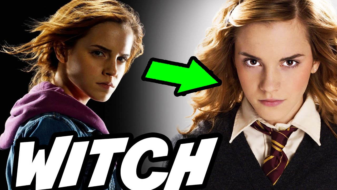 When Did Hermione Find out That She's a WITCH? - Harry Potter Explained