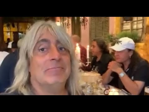 """Scorpions' Mikkey Dee gave update on new album and """"first block of session"""" is done..!"""