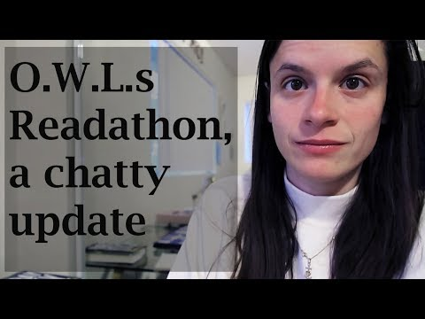 OWLs Magical Readathon TBR from YouTube · Duration:  14 minutes 3 seconds