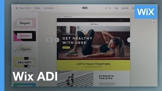 Wix.com Introducing Wix ADI | Artificial Design Intelligence | The Future of Website Building thumbnail