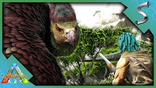 THERE ARE SO MANY! TAMING A MAX LEVEL ARGENTAVIS! - Ark: Valguero [DLC Gameplay E13]