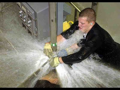 Bad plumbing practice. Don`t fit your plumbing like these ...