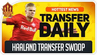Solskjaer's 100 Million Transfer Budget! Man Utd News