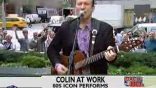 June 30rd 08 - Colin Hay performing live @ Fox & Friends