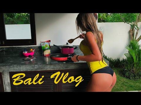 Vlog Бали, Маша Готовит: Том Ям Суп и цены на продукты