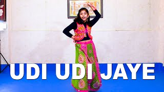 Udi Udi Jaye | Raees | Shah Rukh Khan | Garba Dance Choreography | Easy Steps | Cover by Harshikha