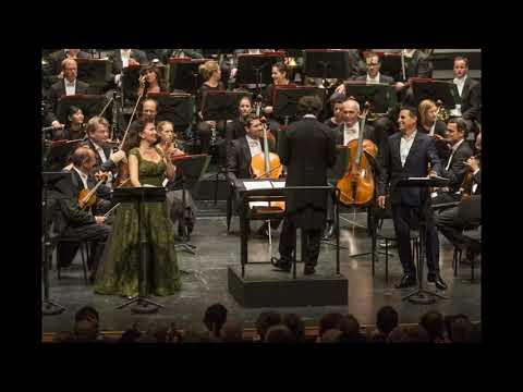 Juan Diego Florez & Krassimira Stoyanova - Lucrezia Borgia Act I duo - Salzburg 27.08.2017