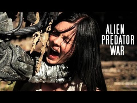 Alien Predator War (Science-Fiction Film in voller Länge auf Deutsch, Sci-Fi) 👽