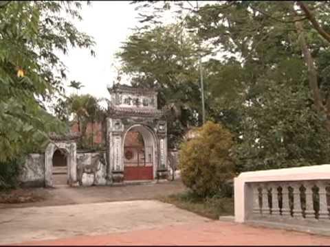 Lễ khánh thành nhà thờ họ Trần Trọng phần 1