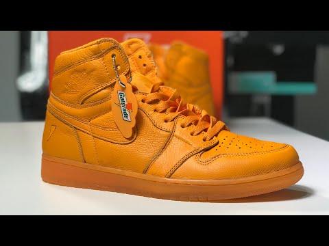 Live Recorded Sneaker Chat : Air Jordan I 'Gatorade Orange' Be Like Mike Unboxing