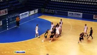 the best goal of the Cup of Russia 2011-2012 (Handball)