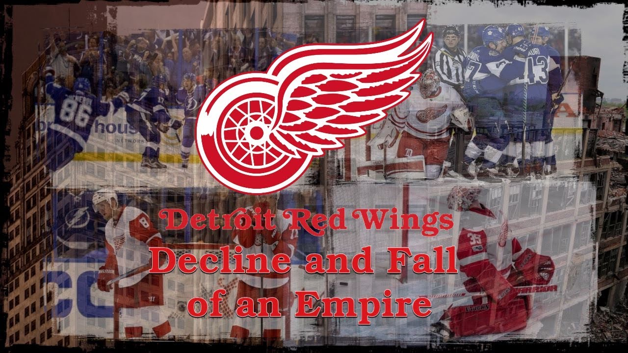 449d236465c The Detroit Red Wings  Decline and Fall of an Empire - YouTube