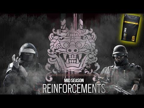 Rainbow Six Siege White Noise Mid Season Reinforcement? Doc Nerf? Castle Buff? New Zombie Alpha Pack