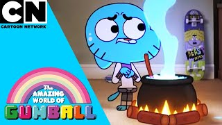 The Amazing World of Gumball   The Potion   Cartoon Network