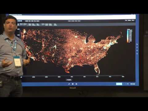 Visualization on Touch Enabled Platforms