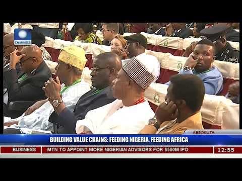 Building Value Chains Aimed At Feeding Nigeria,Africa Pt.2  Ogun Investors'Forum 