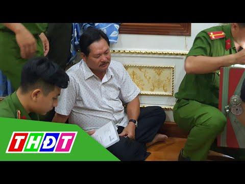 Bà Rịa - Vũng Tàu: Bắt 2 cha con đại gia về tội rửa tiền | THDT