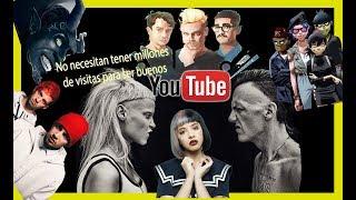 Los vídeos musicales más r4r0s y creativos de YouTube