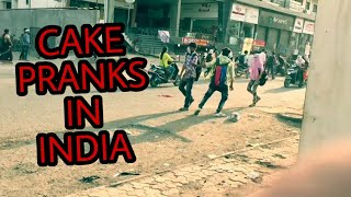 CAKE PRANK IN INDIA | ZAHZ PRANKS