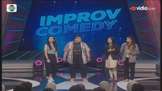 Dea Imut & Lolox - Candle Light Dinner Improv Komedi Sound Effect