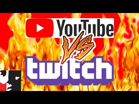 Youtube vs Twitch - Twitch Offers Video on Demand to Compete with YouTube