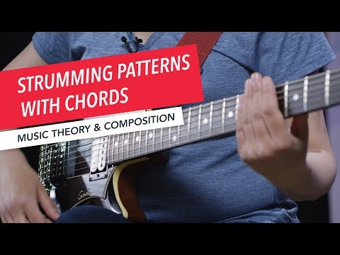 How to Play Guitar: Strumming Patterns with Chords | Intermediate | Guitar Lessons