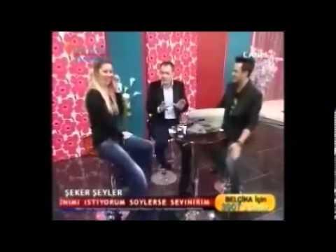Recebim & Muhammet Ali Yetimoğlu ( Mavi KaradenizTv 'Şeker Şeyler )  2013