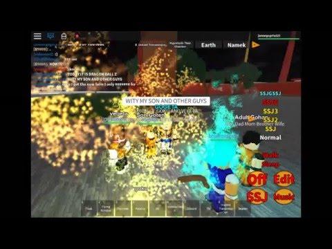 Download Roblox Dragon Ball Z Rp Legends V 1 1 1 Part 2 MP3