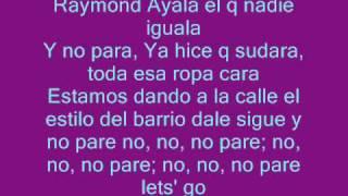 Скачать Daddy Yankee Impacto Con Letra