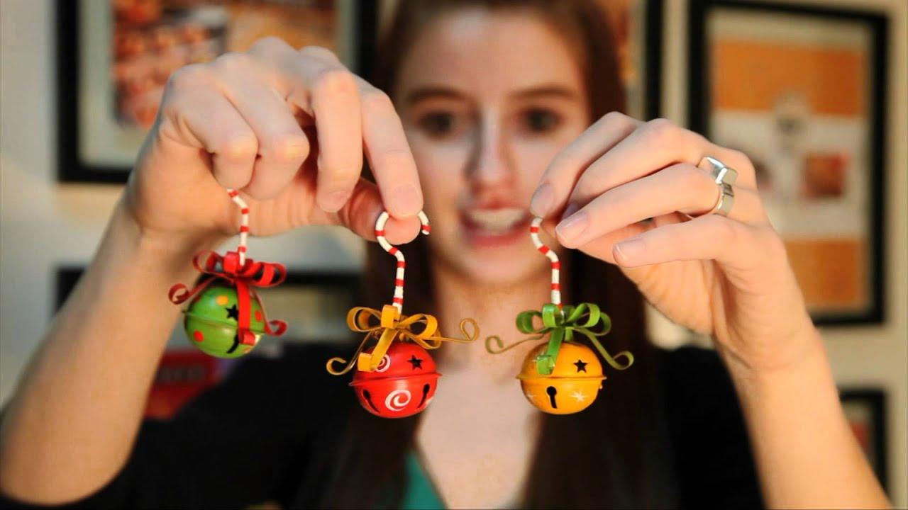 Jingle bell ornaments - Jingle Bell Ornaments