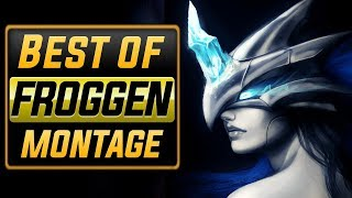 "Froggen Montage ""The Anivia King"" (Best Of Froggen) 