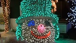 Santa's Enchanted Forest - World's Largest Christmas Theme Park