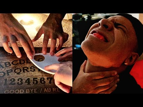 THE OUIJA BOARD CHALLENGE! * DO NOT...
