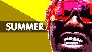 """SUMMER"" Trap Beat Instrumental 2018 
