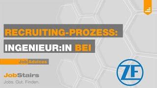 Recruiting Video ZF Friedrichshafen - Entwicklungsingenieur/-in