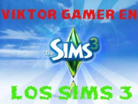Sims 3 - Creando Mi Simbot - Ep 4 - YT