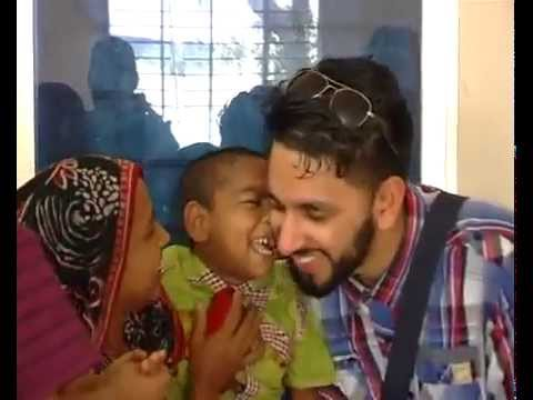 Youtuber Ali Shah Alom Visit Sylhet IQRA Hospital