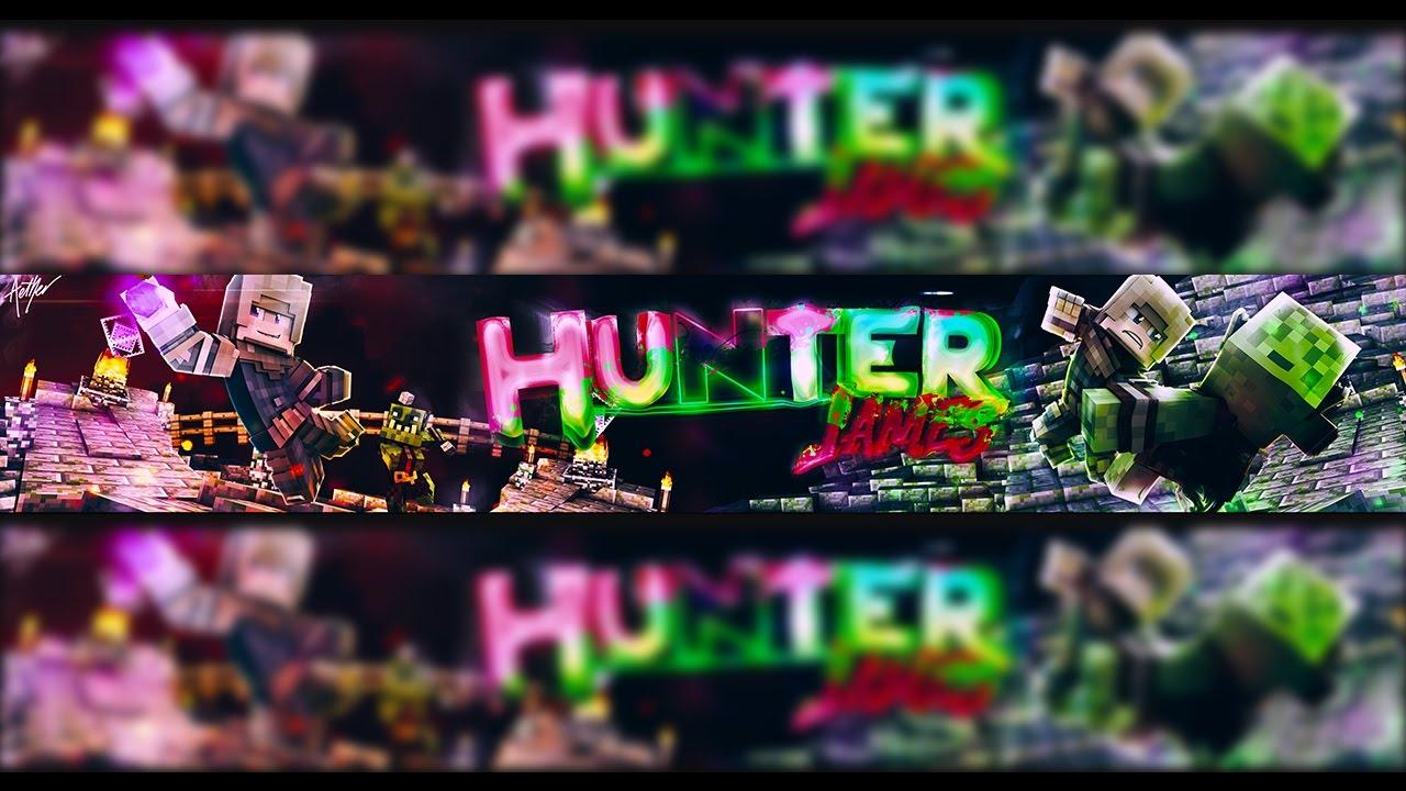 Minecraft Speedart - HunterJames - By Aether + GRAPHICS TUTORIALS? - Aether's HunterJames Speedart - Probably his best.