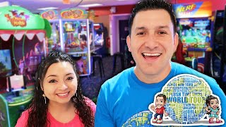Time for some New York arcade Fun! - PTW World Tour 2019