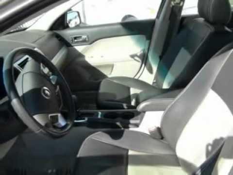 2008 Mercury Milan - 4dr Car P1492 - YouTube