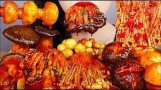 해산물 먹방 엔조이 - 팽이버섯 먹방 - 맛있는 음식 …