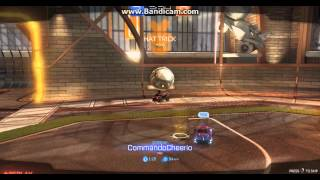 Geforce / GTX 970 Rocket League Gameplay