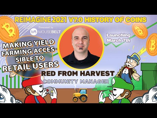 Breaking Barriers To Mainstream Adoption | Red - Harvest Finance | REIMAGINE v7.0 #8