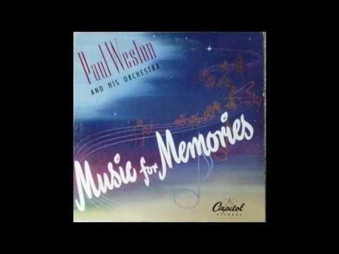 Paul Weston - Music for Memories - Full Album GMB