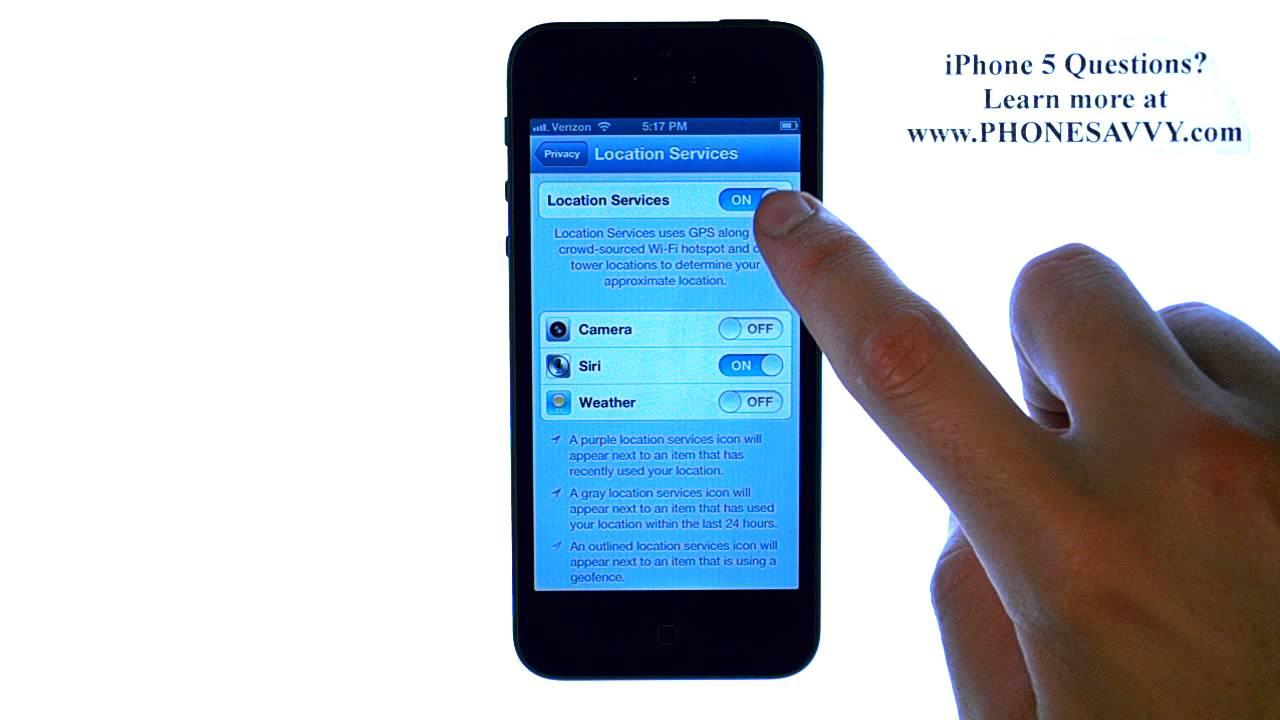mobile location service