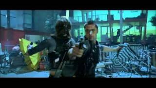 Мистер и миссис Смит  (Mr. & Mrs. Smith) -- стрельба в магазине