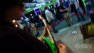 Power Gig: Rise of the SixString  Xbox 360 Trailer - GDC