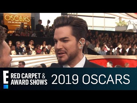 Adam Lambert Excited to Open 2019 Oscars With Queen | E! Red Carpet & Award Shows Mp3